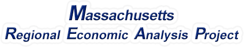 Massachusetts Regional Economic Analysis Project